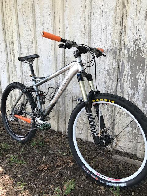 $400 race bike
