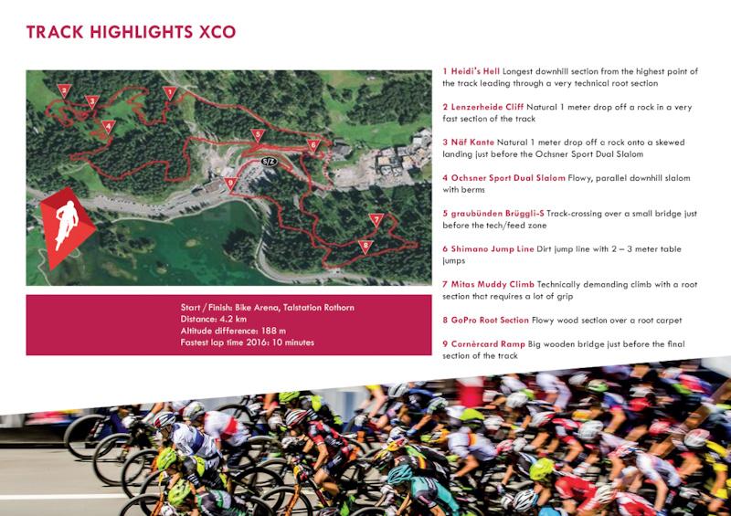 Lenzerheide xco track 2017