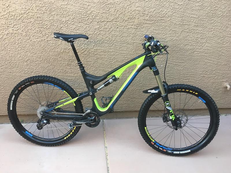 2016 Scott genius LT 710 Plus with Hope wheels *Update