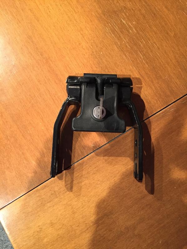 2016 RockyMounts Drive Shaft Thru-Axle Bike Rack Adapter