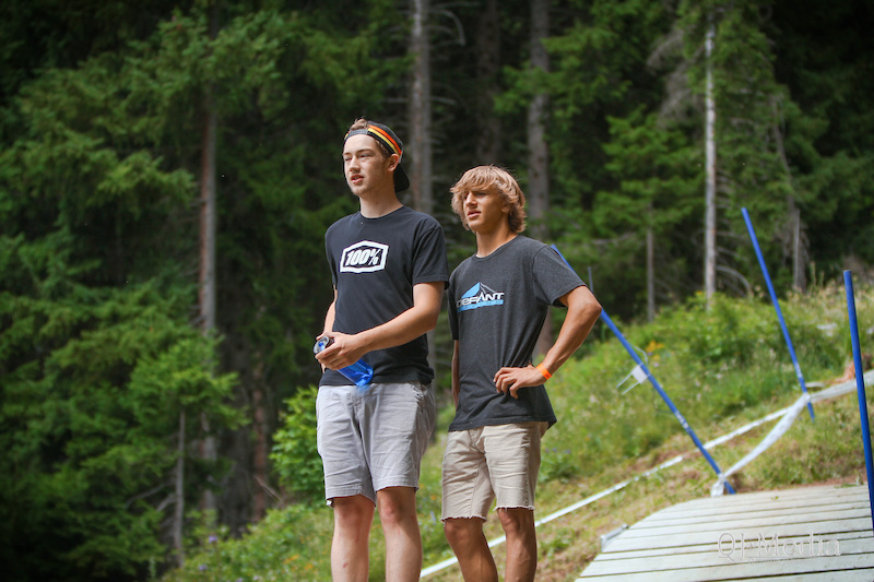 Course Walk Day in Lenzerheide