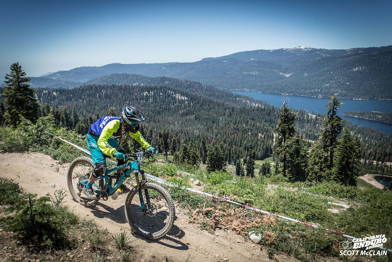Zephyr Sylvester Mike s Bikes Yeti has been racing hard this season. Her efforts have her currently standing in second place Pro Women for the series overall and she took fourth place at China Peak.
