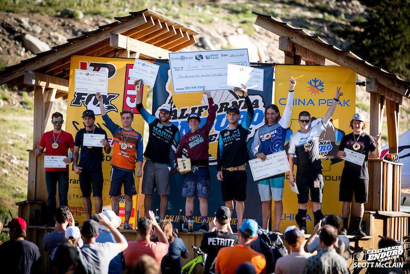 The top ten Pro Men also divvied up 4 000 in Golden Tour prize money. The day s top five winners were 1st - Dillon Santos 2nd - Cory Sullivan 3rd - Evan Geankoplis 4th - Ryan Gardner 5th - Matthew Koen