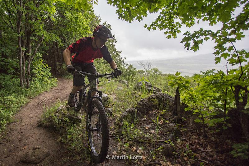 The Mountain Bike Tourist - Collingwood Ontario