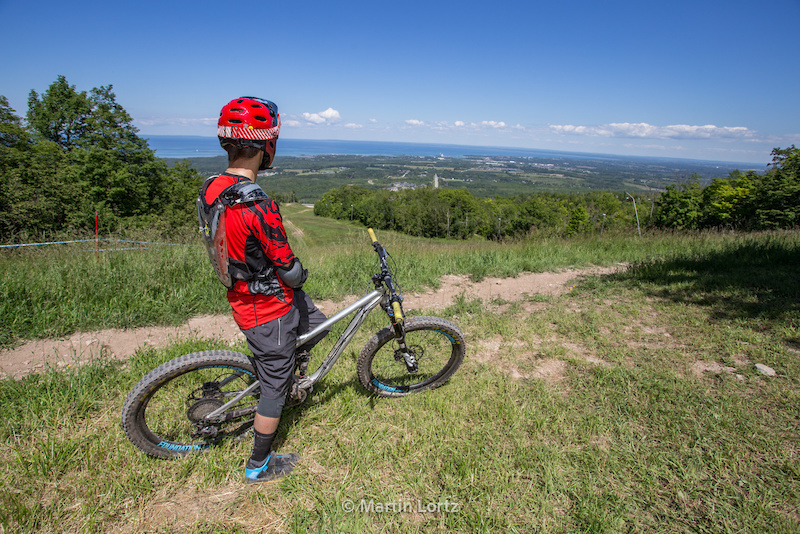 The Mountain Bike Tourist - Collingwood Ontario
