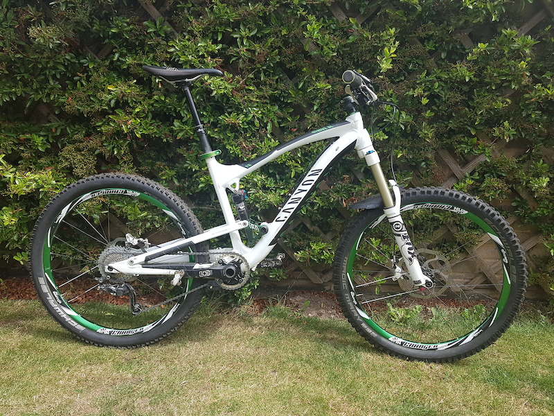 2013 Canyon Strive AL 8 0 For Sale