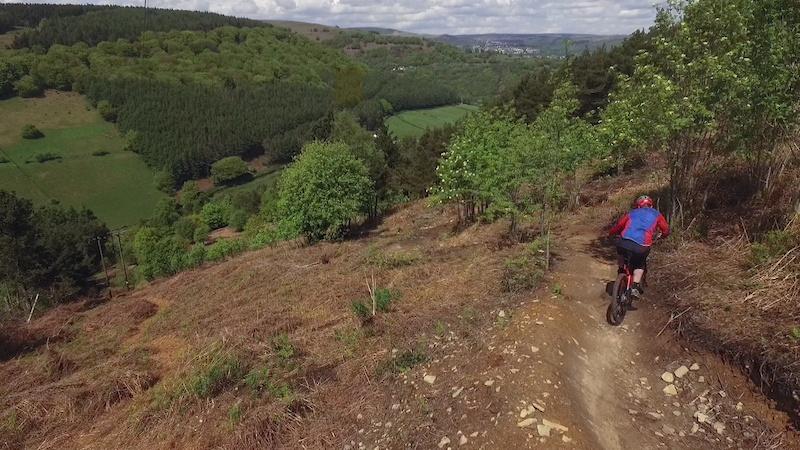 Tirpentwys Trail Crew providing the best trails around