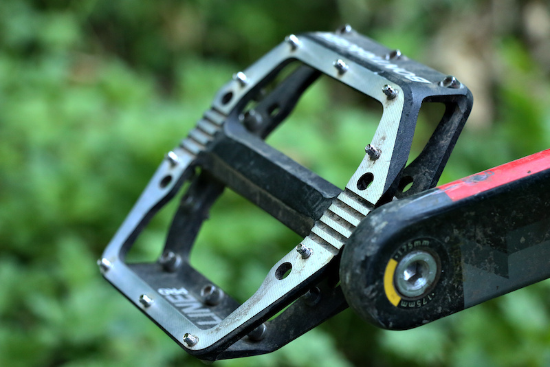 Bontrager Line Pro Pedals Review Pinkbike