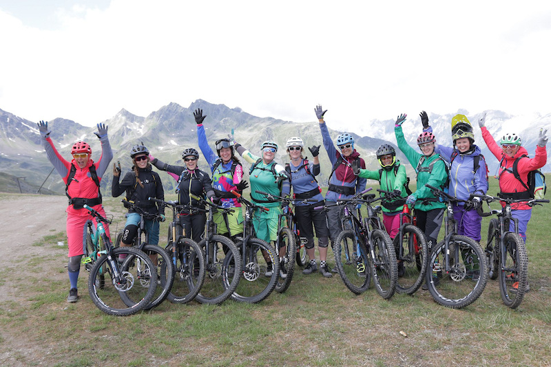 by Kilian Kreb Mountainbike Women Camp