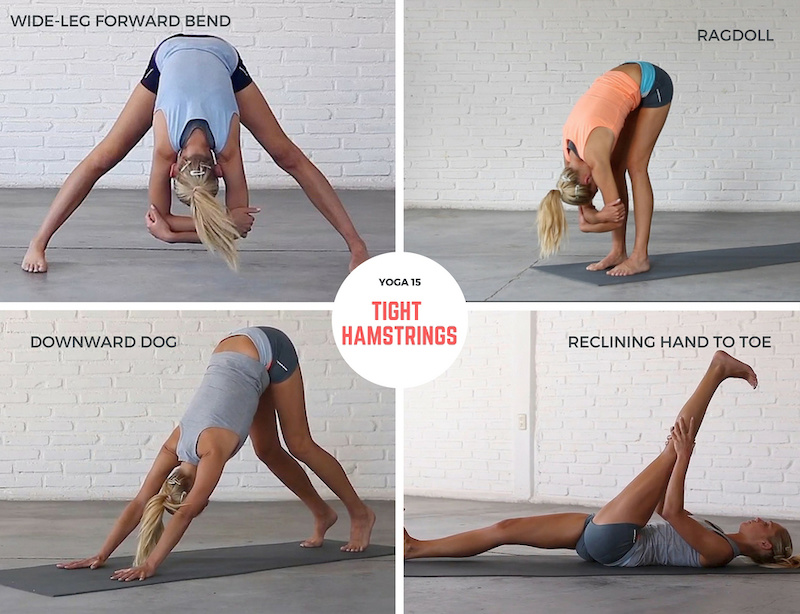 Yoga 15 Tight Hamstrings