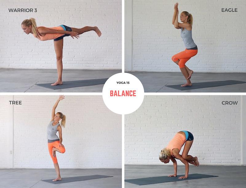 Yoga 15 Balance