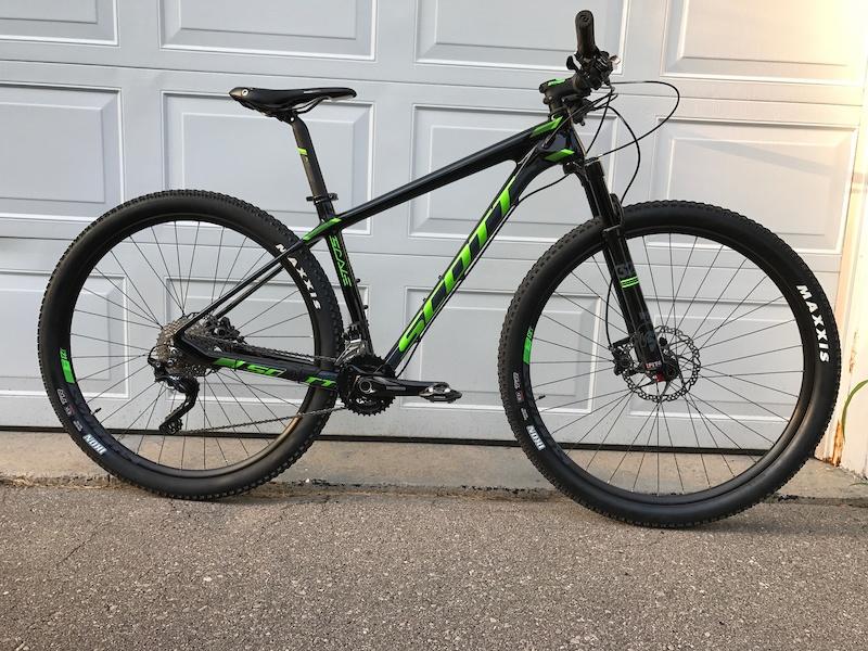 2017 Scott Scale 935 Carbon