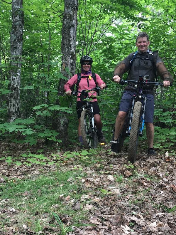 Sugar Bush Run Mountain Bike Trail