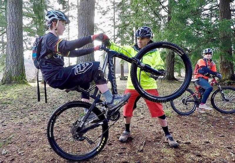Gravity Mtb Launches World Class Mountain Bike Coaching In