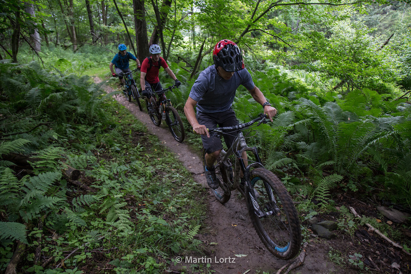 The Mountain Bike Tourist - The Eastern Townships Quebec