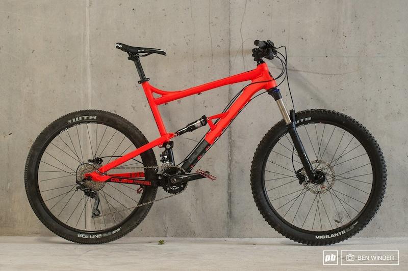 5e1588ff737 Calibre Bossnut V2 - Review - Pinkbike