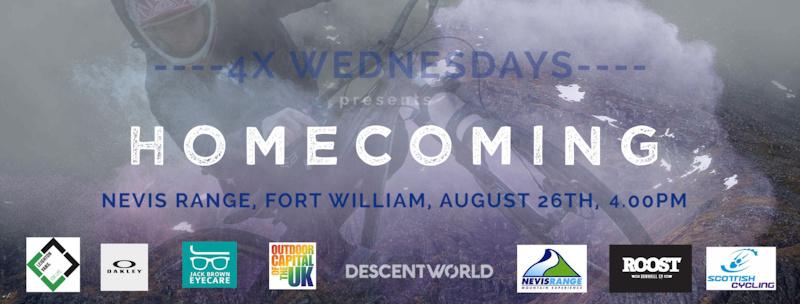 Homecoming 4xWednesdays Returns to Fort William