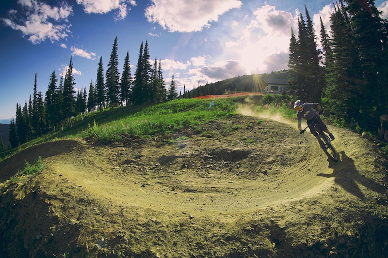 Sun Peaks Resort Evening Lap Gold with James Jeffries