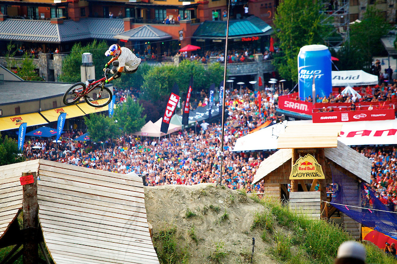 Red Bull Joyride 2012 - Michael Overbeck photo