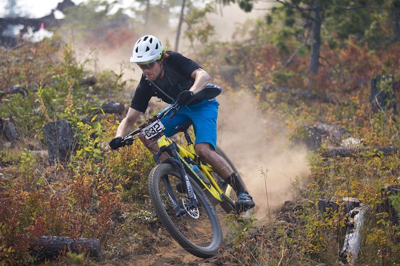 rider Alex McGinnis John Gibson Photo
