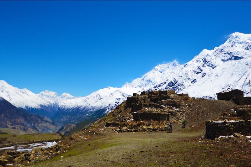 Ruins of Khangsar