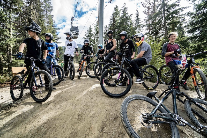 Red Bull Joyride - Bike Checks