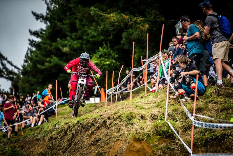 Crankworx Rotorua Downhill presented by iXS