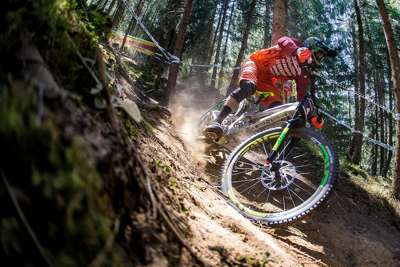 Crankworx Innsbruck Downhill presented by iXS 2017