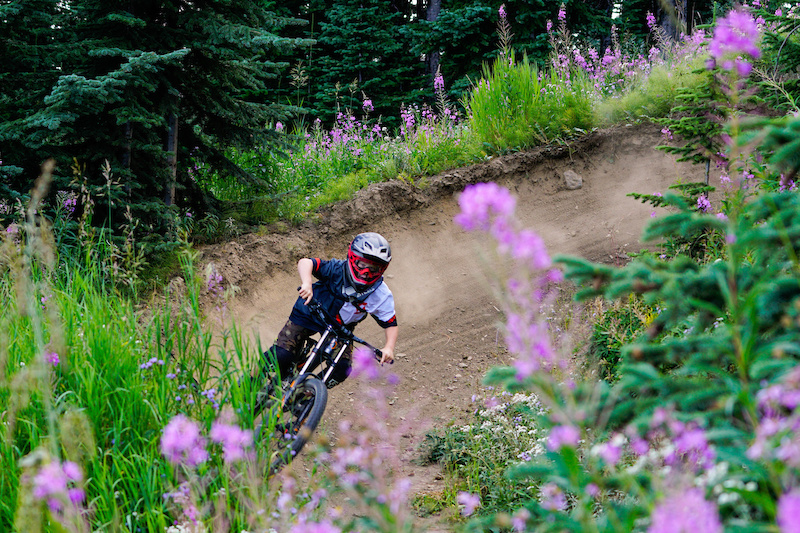 Sun Peaks Bike Park Local s Laps with the Grunling Family