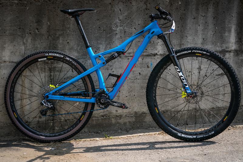 fábrica nueva especiales de calidad superior Jordan Sarrou's BH Lynx Race: Bike Check - Val di Sole XC ...