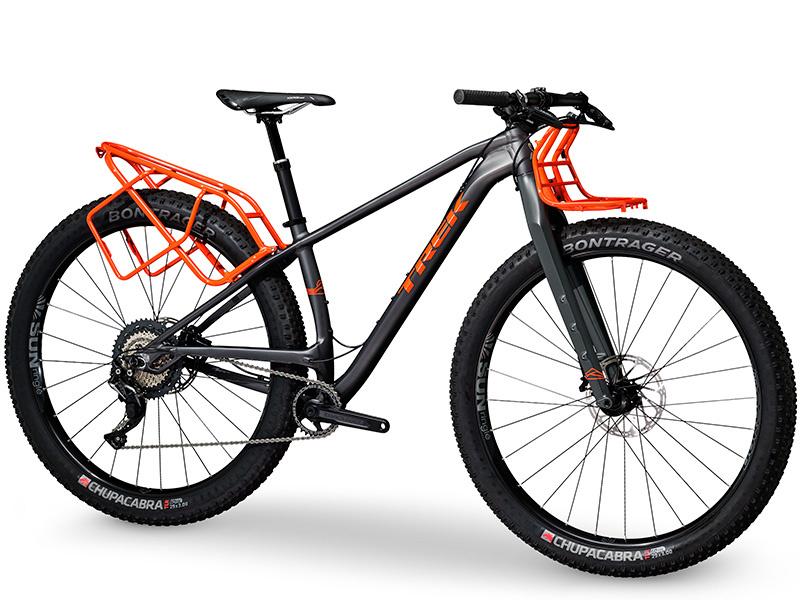 Trek 1120 Adventure Bike Has Dedicated Racks - Pinkbike