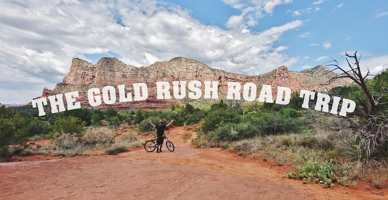 The Gold Rush Road Trip with Thibaut Di Litta