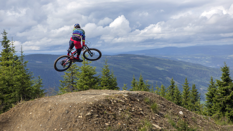 You always get Airtime with a view in Hafjell