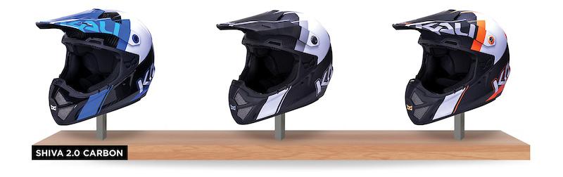 Kali's 2018 Helmet Highlights - Pinkbike