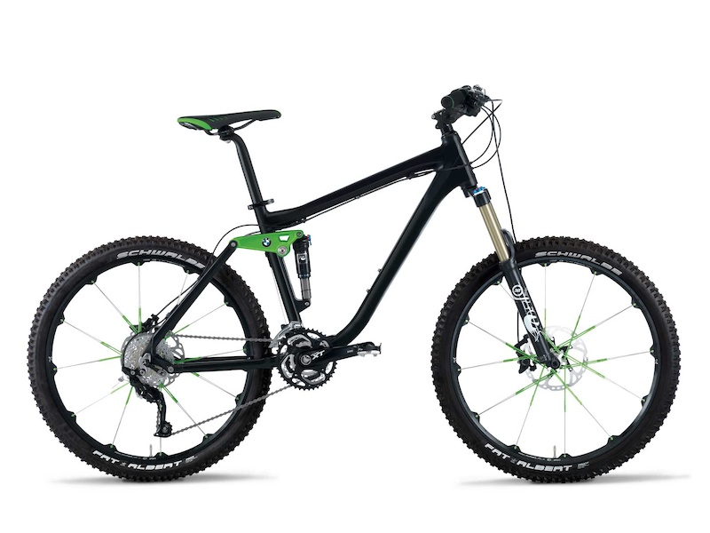 2013 Bmw Mountain Bike Full Suspension Amp Fox Parts For Sale