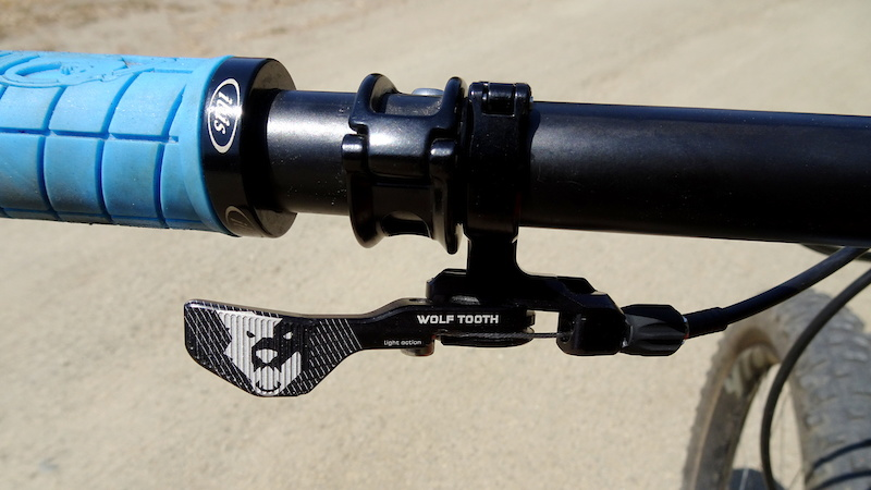 Wolf Tooth Components ReMote Sustain B for SRAM Matchmaker Dropper Lever