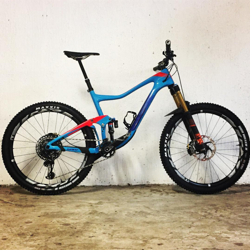 d64d8cdc547 Giant Trance 27.5 - Page 258 - Pinkbike Forum