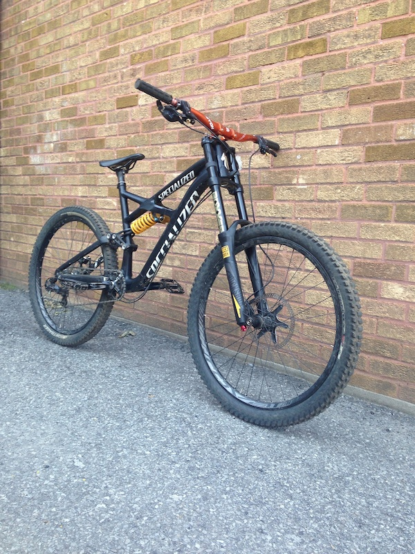 2016 Specialized enduro expert EVO with extras upgrades