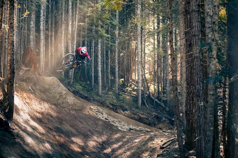 Whistler Bike Park Trail Engaged Episode 4 - Video