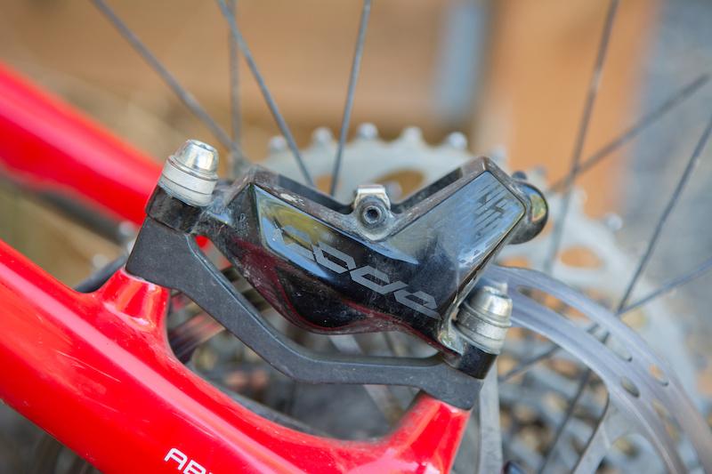 Levers 2 Finger V-Polished Aluminium brake Kit brake Pair Bike ANT /& Rear