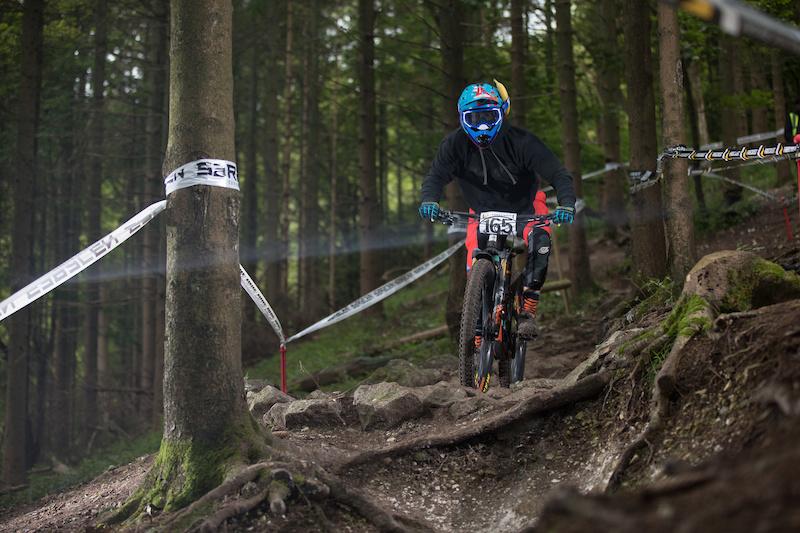 Firecrest MTB - Aston Hill Downhill - Black Run 20 Blackrun20