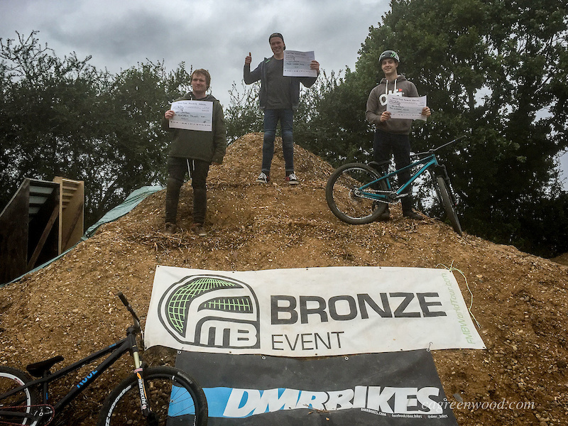 DMR Dirt Wars FMB Bronze Series Round 5 - Video and Recap
