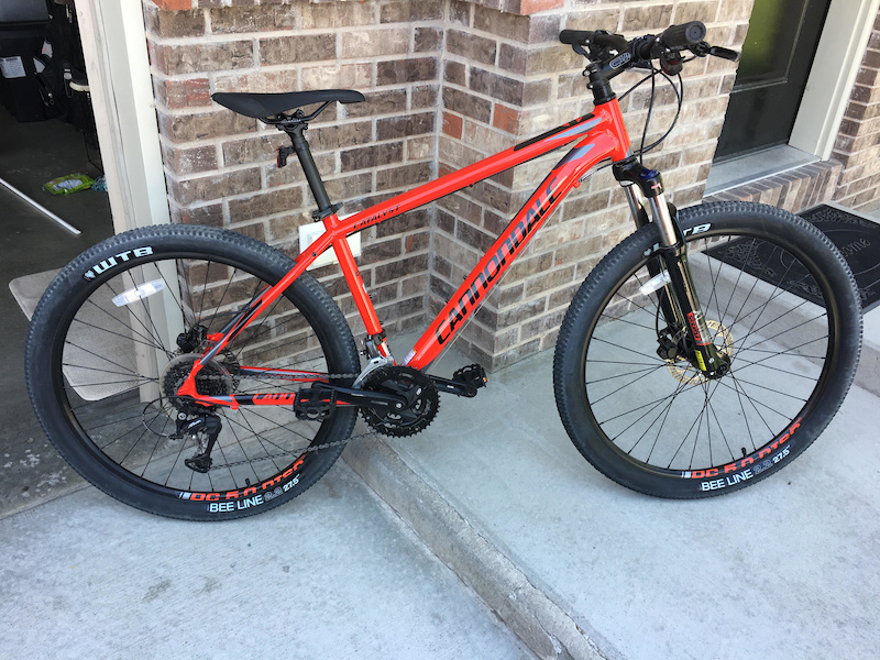 9aa78d81a28 2017 Cannondale Catalyst 1 27.5 For Sale