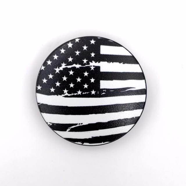 Black and white USA