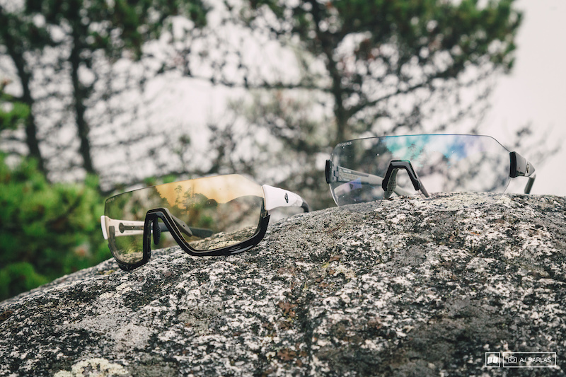 Mountain Biker Enduro Style Clear Lens Cycling  Glasses//Gloggles 3M ANTI-FOG