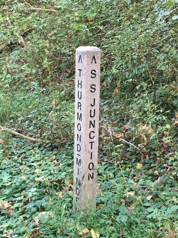 Brooklyn - Southside Junction Trail Mountain Biking Trail - Fayetteville