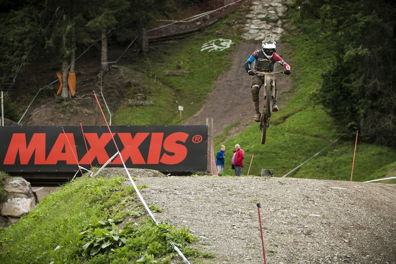 Markus Pekoll Austrian downhill great European Champion 2013 six-time Austrian Champion Stefan Voitl