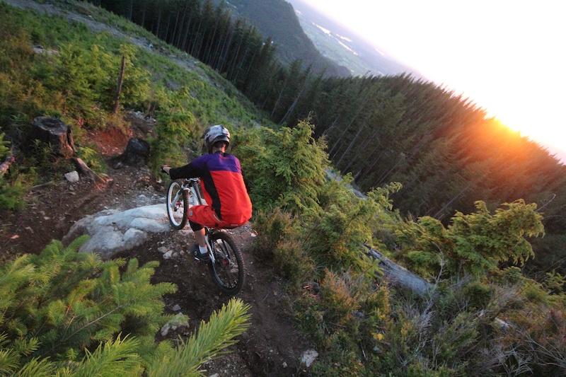Sumas Mountain Trails Under Threat