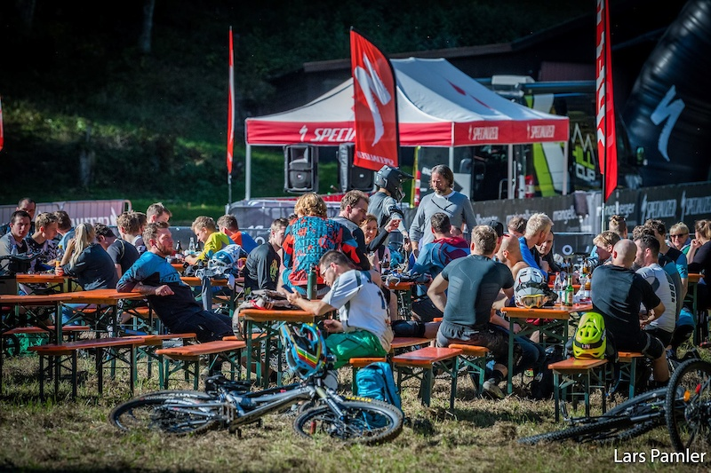 The final race of Central European Enduro 2017. Photo Lars Palmer