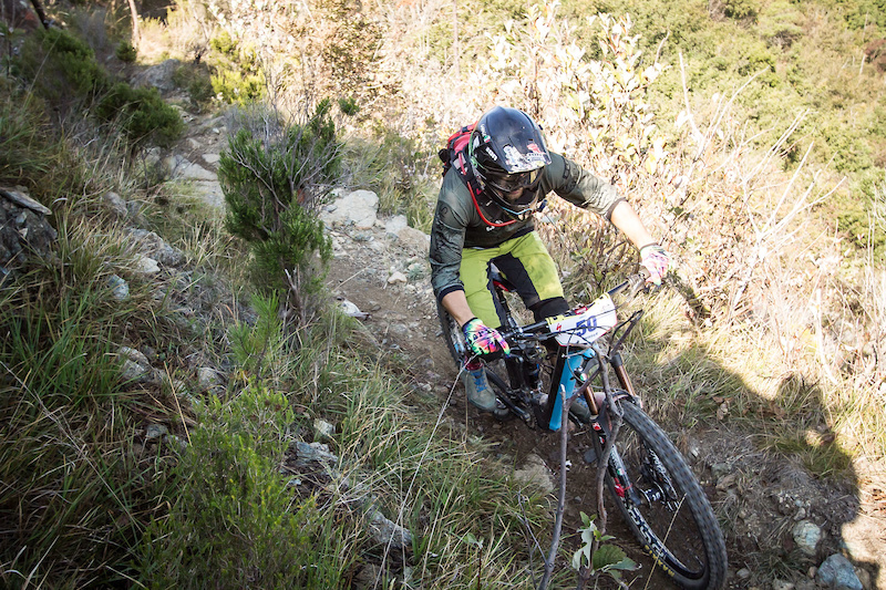 Some sections were techy and narrow to get through.